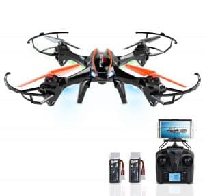 best drones under 200: DBPOWER UDI U842 Predator