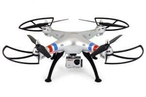 best quadcopter under 200: Syma X8G