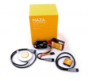 Best flight controller for quadcopter: Naza