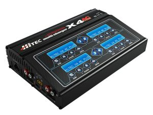 Best dual LiPo charger HiTec