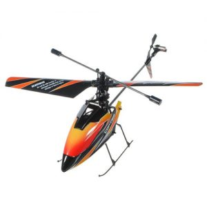 Best intermediate RC helicopter: WL V911