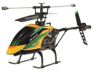 best RC helicopter for intermediates: WL V912