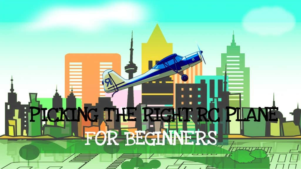 Best RC plane for beginners: Featured Image