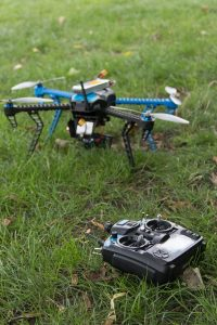Flying a drone indoors: Considerations