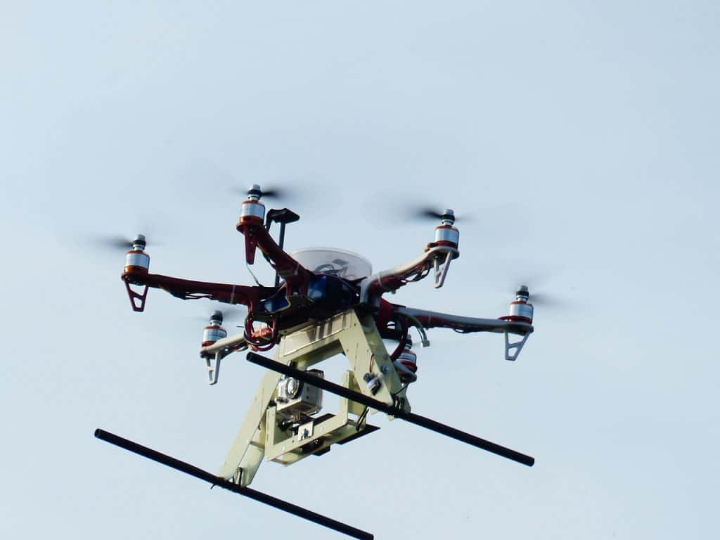 Tricopter vs Quadcopter vs Hexacopter : Featured Image