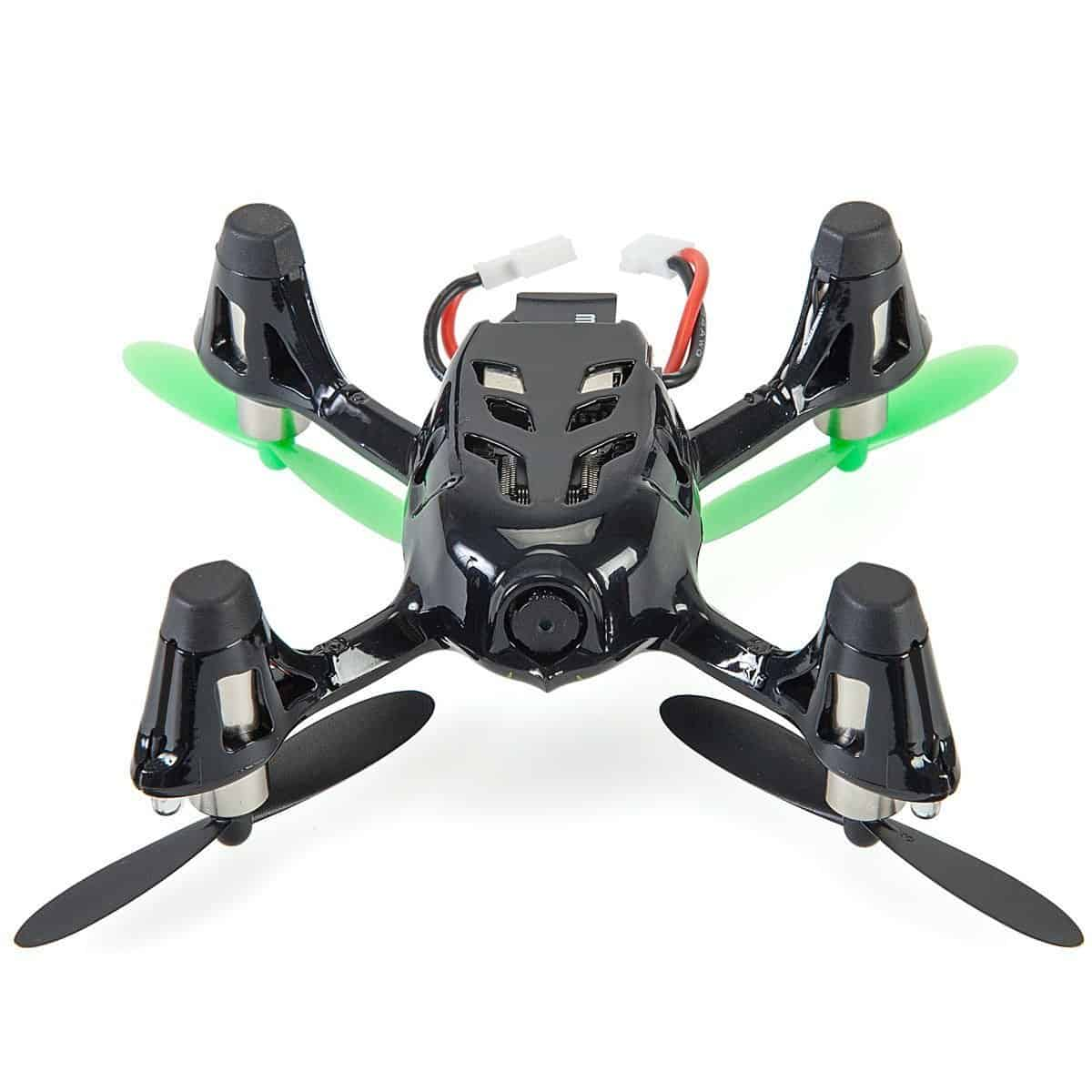 Hubsan X4 H107C build review