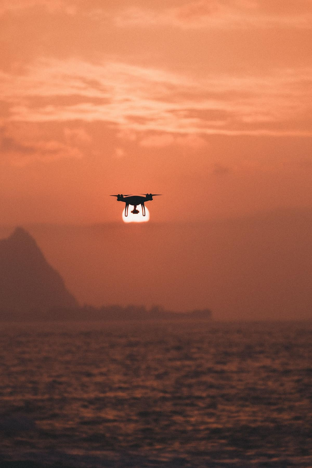 drone fly aways